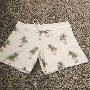 COPY - Alf Palm Tree Shorts